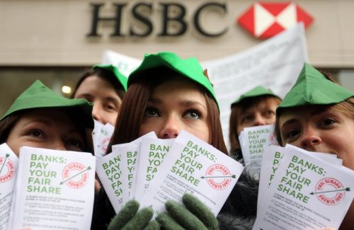 The 21st Century Robin Hood: The Financial Transaction Tax - The