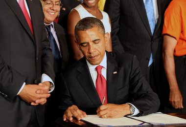 Obama to Sign Student Loan Bill Today; Short-Term Relief, Long-Term Uncertainty